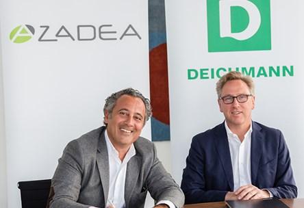 مجموعة  DEICHMANN SE تدخل في شراكة مع مجموعة أزاديا للتوسع في منطقة الشرق الأوسط وشمال أفريقيا